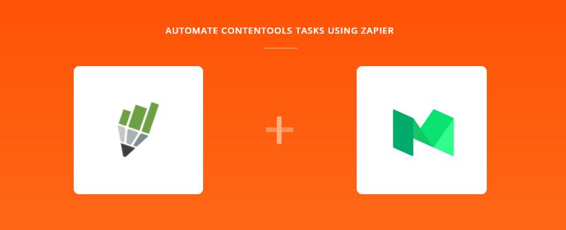 Como integrar Contentools e Medium via Zapier