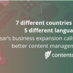 7 different countries and 5 different languages:  GoBear's business expansion calls for better content management